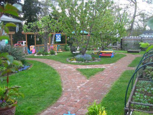 Children's Village Montessori Garden