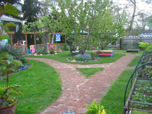 Children's Village Montessori Garden